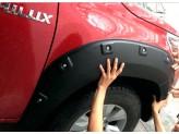 Расширители арок для Toyota HiLux, модель Bolt-On 2015 г.-
