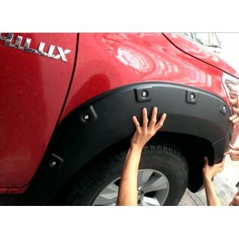 Расширители колесных арок Bolt-On (пластик ABS)