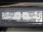 Рамка под номер для Mercedes-Benz X-Class  с логотипом