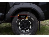 Расширители колёсных арок (вынос 50 мм, глянец, под покраску), изображение 3