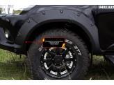 Расширители колёсных арок (вынос 50 мм, глянец, под покраску), изображение 2