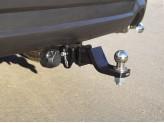 Фаркоп для Subaru Forester (оцинкованный, шар E), изображение 2