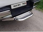 Задняя подножка для Toyota HiLux 60,3 мм