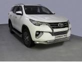 Защита передняя для Toyota Fortuner нижняя 76/60 мм