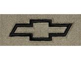 """Текстильные коврики для Chevrolet Tahoe в салон """"Classic"""" из 3 частей ( 1-ый и 2-ой ряд), изображение 5"""