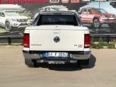 """Задняя подножка """"Titanic Plus Chrome"""" для Volkswagen Amarok с логотипом, изображение 3"""