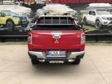 """Задняя подножка """"Titanic Plus Chrome"""" для Fiat Fullback с логотипом, изображение 2"""