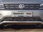 Решетка радиатора для Volkswagen Tiguan верхняя