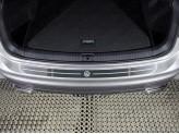 Хромированная накладка для Volkswagen Tiguan на задний бампер