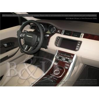 Декор салона  Range Rover Evogue  (49 предмета, перед заказом уточняйте цвет декора)