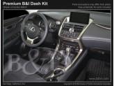 Декор салона Lexus NX