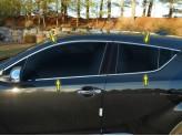 Хромированные накладки Toyota C-HR