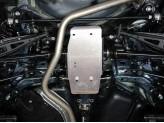 Защита дифференциала (алюминий) 4 мм, кроме turbo, изображение 2