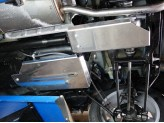 Защита бака (алюминий) 4 мм, изображение 2