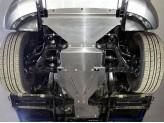 Защиты комплект для Kia Mohave 4 мм