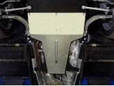 Защита КПП и раздаточной коробки 4 мм