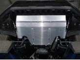 Защита картера для Subaru Forester, большая 4 мм