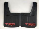 Брызговики TRD Toyota Hilux Revo 2015+