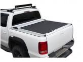"Крышка на Ford Ranger T6 серия ""Omback"", цвет серебристый"
