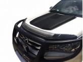 Накладка на воздуховод капота для Toyota HiLux