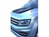 Накладка на воздуховод капота для для Volkswagen Amarok, изображение 2