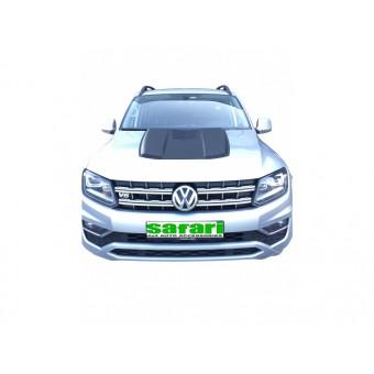 Накладка на воздуховод капота для для Volkswagen Amarok