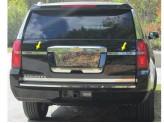 Хромированные накладка для Chevrolet Tahoe на крышку багажника