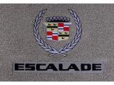 """Текстильные коврики для Cadillac Escalade в салон """"Classic"""" из 3 частей ( 1-ый и 2-ой ряд), изображение 4"""