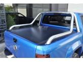 """Защитная дуга """"Canyon"""" для Volkswagen Amarok в кузов пикапа 70 мм"""