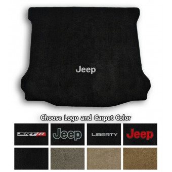 """Текстильный коврик багажника """"Ultimat"""" для Jaguar  F-PACE (фото не соответствует для данной модели) 2019-"""