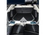 Комплект ковриков в багажный отсек, цвет черный