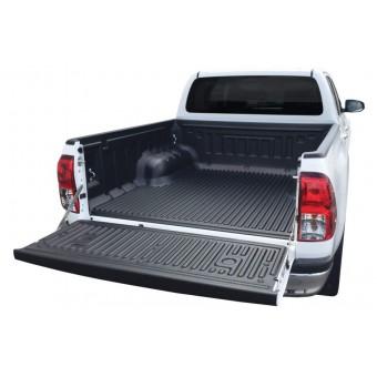 Вкладыш в кузов для Nissan Navara D 40 в кузов для а/м с двойной кабины с бортом