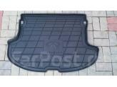 Коврик багажника резиновый для Infiniti FX35/45, цвет черный