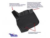 Коврики NORPLAST резиновые (полиуретан) для Subaru Forester, цвет черный, изображение 2