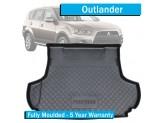 Коврик багажника Proform для Mitsubishi Outlander XL, цвет черный