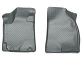 Коврики Husky liners для Infiniti QX56 «Classic Style», передние, цвет серый