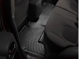 Коврики WEATHERTECH для Nissan Pathfinder задние, цвет черный