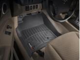 Коврики WEATHERTECH для Toyota Tacoma передние, цвет черный для Double Cab для мод. с 2008 г.