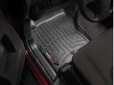 Коврики WEATHERTECH для Nissan Pathfinder передние, цвет черный  для авто из USA