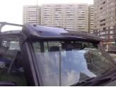 Козырек на лобовое стекло, с креплением (1987-2010), изображение 3