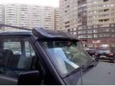 Козырек на лобовое стекло, с креплением (1987-2010), изображение 2