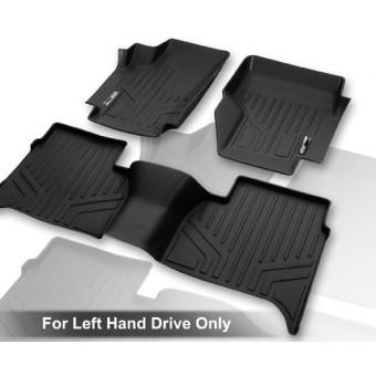 Комплект ковриков в салон,цвет черный (для мод. до 2012 г)