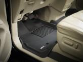 Коврики 3D MAXpider для Audi Q8, цвет черный, для 5-ти местного