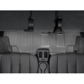 Коврики WEATHERTECH для BMW X5 3-ий ряд, цвет черный