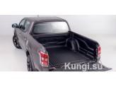 """Вкладыш в кузов пластиковая для двойной кабины под борта с логотипом """"Mitsubishi Motors"""""""