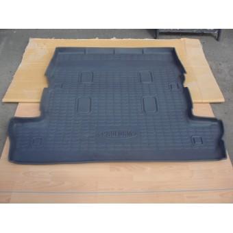 Коврик багажника Proform для Lexus LX-570, цвет серый (для 7-ми местного) 2012 г.-