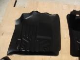 Комплект ковриков в салон,цвет черный (для мод. до 2012 г), изображение 2