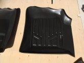 Комплект ковриков в салон,цвет черный (для мод. до 2012 г), изображение 3