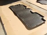 Коврики Husky liners для Honda CR-V задние, цвет черный
