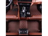 """""""Кожаные"""" коврики для Mercedes-Benz GLA в салон в салон, цвет черный, изображение 4"""